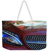 Grille  And Headlight  Weekender Tote Bag