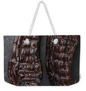 Grilled Aubergine Weekender Tote Bag