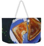 Grilled Cheese Picnic Weekender Tote Bag