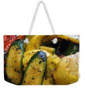 Grilled Veggies Weekender Tote Bag