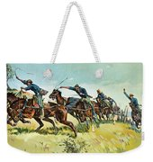 Grimes's Battery Going Up El Pozo Hill Weekender Tote Bag