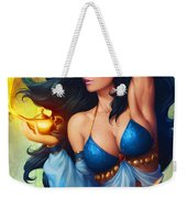 Grimm Fairy Tales - The Magic Lamp Weekender Tote Bag