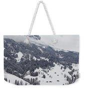 Grindelwald In Winter 3 Weekender Tote Bag