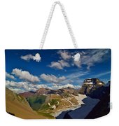 Grinnell Glacier Overlook Weekender Tote Bag
