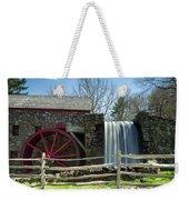 Grist Mill 5 Weekender Tote Bag