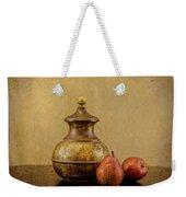 Grit And Pears Weekender Tote Bag