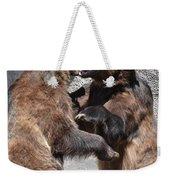 Grizzlies' Playtime 3 Weekender Tote Bag