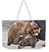 Grizzlies' Playtime 5 Weekender Tote Bag
