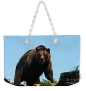 Grizzly-7746 Weekender Tote Bag