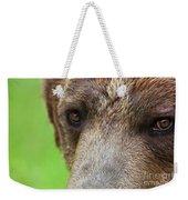 Grizzly Bear Arctos Ursus Weekender Tote Bag