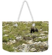 Grizzly Watching People Watching Grizzly No. 3 Weekender Tote Bag
