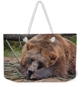 Grizzly's Naptime Weekender Tote Bag