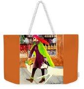 Grocery Run Weekender Tote Bag