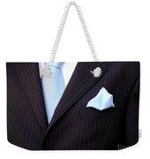 Groom's Torso Weekender Tote Bag