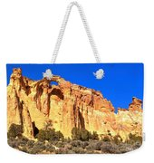Grosvenor Double Arch Panorama Weekender Tote Bag