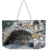Grotto Of Our Lady Of Lourdes 2 Weekender Tote Bag