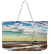Grounded On The Beach Weekender Tote Bag