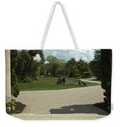 Grounds For Sculpture Weekender Tote Bag