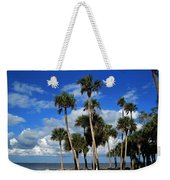 Group Of Palms Weekender Tote Bag
