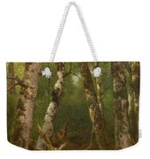 Group Of Trees Weekender Tote Bag
