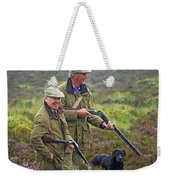Grousing Scotland Nbr 1 Weekender Tote Bag