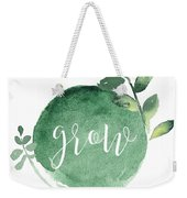 Grow Weekender Tote Bag