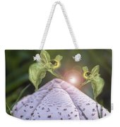 Growing Mushrooms Weekender Tote Bag