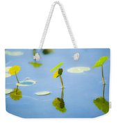 Growing Together Weekender Tote Bag