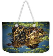 Growing Up Gator, No. 33 Weekender Tote Bag