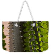 Growth Contrast Weekender Tote Bag