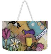 Growth Spurt Weekender Tote Bag