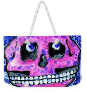 Grumbles, The Discontent Purple Weekender Tote Bag