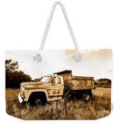 Grump The Ford Dump Truck Weekender Tote Bag