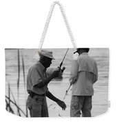 Grumpy Old Men Weekender Tote Bag