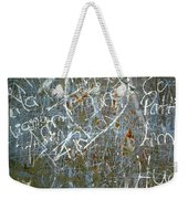 Grunge Background IIi Weekender Tote Bag