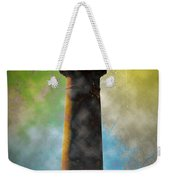Grunge Lighthouse Weekender Tote Bag