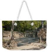 Grupo Coba At The Coba Ruins  Weekender Tote Bag