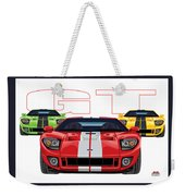 Gt Run Weekender Tote Bag