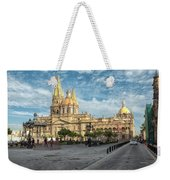Guadalajara Cathedral Weekender Tote Bag