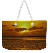 Guam Sunset Weekender Tote Bag