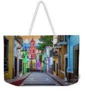 Guanajuato Backstreet Weekender Tote Bag