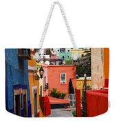 Guanajuato Lane Weekender Tote Bag