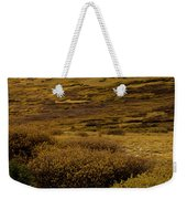 Guanella Pass Autumn Day I Weekender Tote Bag