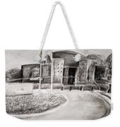 Guarded Entrance Weekender Tote Bag