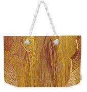 Guardian Angel Weekender Tote Bag by Linda Sannuti