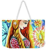 Guardian Mother Of Life Weekender Tote Bag