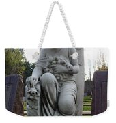 Guardian Of Souls Weekender Tote Bag
