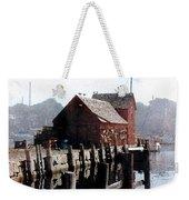 Guardian Of The Harbor Weekender Tote Bag