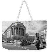 Guarding Weekender Tote Bag