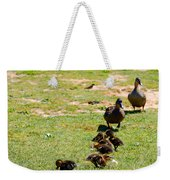 Guarding The Family Weekender Tote Bag